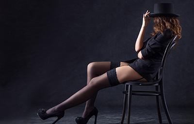 Boudoirfoto erstellt vom Fotostudio Twardy